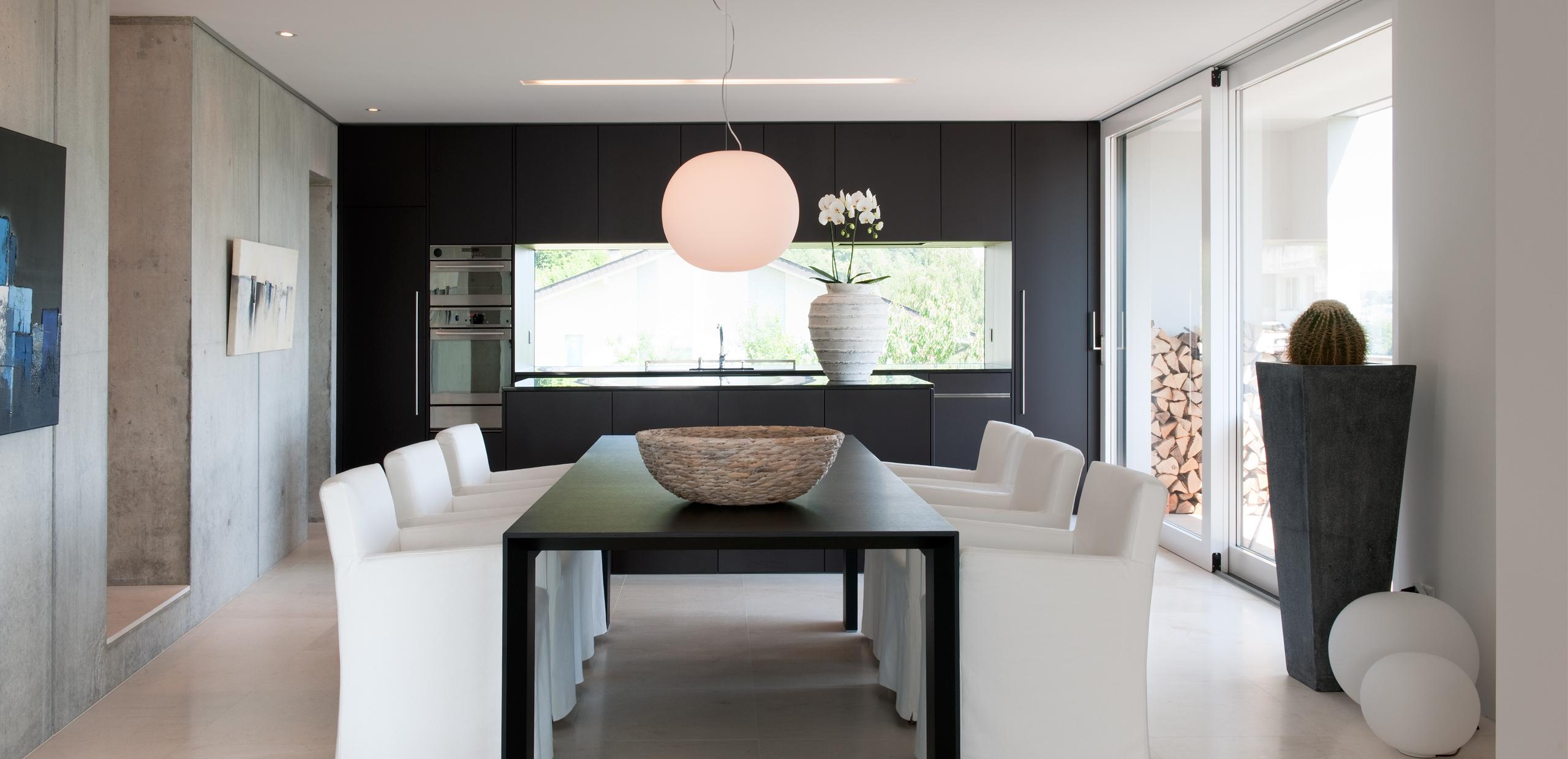 Neubau Einfamilienhaus - A4AG